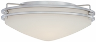 Quoizel OZ1616C Ozark Medium Flush Mount Ceiling Lighting Fixture