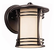 Kichler 49259AZ Courtney Point Outdoor Craftsman Mini Wall Sconce