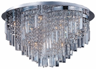 Maxim 39801BCPC Belvedere Large 18-light Crystal Modern Ceiling Light Fixture