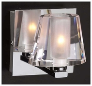 PLC 1021PC Cheope Wall Sconce