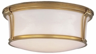 Hudson Valley 6515 Newport 15 Inch Flush Mount Ceiling Light
