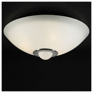 PLC 3545 Andante Medium Contemporary Semi-Flush Ceiling Light