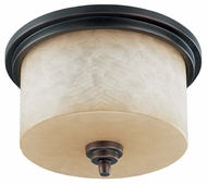 Nuvo 603851 Lucern ES Old World Ceiling Light