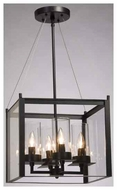 Artcraft SC654 Crawford Small Contemporary Style Foyer Light/Ceiling Light