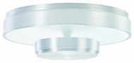 CSL SS1019-SA Eclipse Modern Flush Mount Ceiling Light