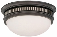 Hudson Valley 6713 Newport 13.25 Inch Flush Mount Ceiling Light