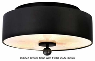 Sonneman 1876 Billiardo SemiFlush Ceiling Light