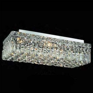 Worldwide 33529 Worldwide 20  4-light Semi-Flush Ceiling Light