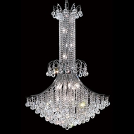 Elegant 8006G35C-RC Toureg Medium Crystal Entryway Light Fixture