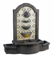 Kenroy Home 5072 Cascada Style Wall/Floor Fountain