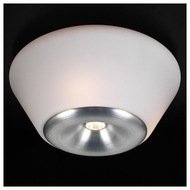 Nelly 16  Modern Style Flush-Mount Ceiling Light