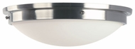 Feiss FM229BSPN Gravity Contemporary Flush Mount Light - Large