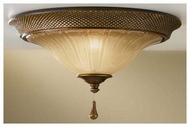 Feiss FM341FSV Celine Flush Mount Ceiling Light