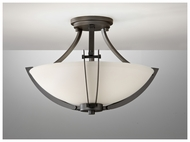 Feiss SF297CI Brody Modern Semi-flush Mount Ceiling Light