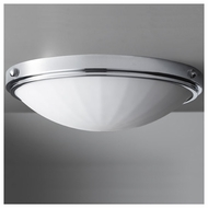 Feiss FM353 Perry Large Flush-Mount Ceiling Light