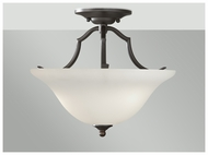 Feiss SF294ORB Beckett Contemporary Semi-Flush Mount Ceiling Light Fixture