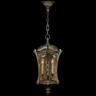 Fine Art Lamps 571882 Gramercy Park 50 inch outdoor hanging light in aged antique finish