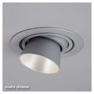 Bruck 138065 Chroma R2 Recessed LED Ceiling Light with Metal Shade