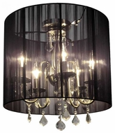 Artcraft AC389 Claremont Flush Mount Ceiling Light