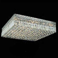 Worldwide 33520 Worldwide 24  13-light Semi-Flush Ceiling Light