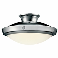 Kichler 42135CH Fremont Medium Chrome Ceiling Light Fixture/Pendant Hanging Light