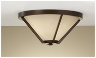 Feiss FM366HTBZ Nolan Small 14  Flush Mount Ceiling Lighting