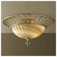 Feiss FM340OSL Bancroft Flush Mount Ceiling Light