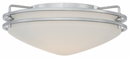 Quoizel OZ1613C Ozark Small Flush Mount Ceiling Light
