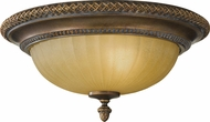 Feiss for Less FM324FGBRB Kelham Hall Flush Mount Ceiling Light