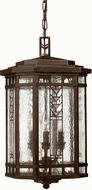Hinkley 2242RB Tahoe 4 Light Outdoor Foyer Fixture
