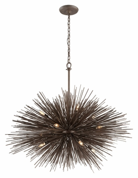 Troy F3669 Uni Large Tidepool Bronze 50 Inch Diameter Pendant Hanging Light