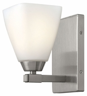 Hinkley 51350BN Jordan Transitional 7 Inch Tall Brushed Nickel Light Sconce