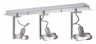 EGLO 89954A Cubeto Modern 33 Inch Wide Linear Ceiling Spot Light