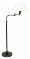 House of Troy PH101-91 Home/Office Swing Arm Oil Rubbed Bronze Adjustable 37 to 51 Inch Tall Floor Lamp