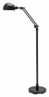 House of Troy AD400-OB Addison 48 Inch Tall Adjustable Oil Rubbed Bronze Standing Floor Lamp