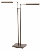 House of Troy G300-2-CHB Generation Double Lamp Chestnut Bronze Finish 37 to 46 Inch Tall Floor Lamp - LED