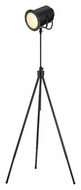 Lite Source LS81724DBRZ Directeur 61 Inch Tall Retro Spotlight Tripod Floor Lamp