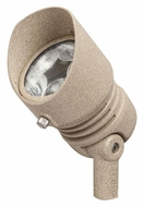 Kichler 16010BE LED 5 Inch Tall Beach Finish 35 Degree Flood Light Landscape Lighting