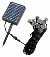 Kenroy Home 60506 Solar 10 Light Mini Light String