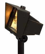 Hinkley 1520BZ 50W Outdoor Flood Light with Clear Lens