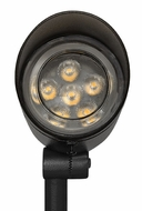 Hinkley 1537BZ-LED30 LED 12V 8.5W 30-degree Spread Outdoor Spot Lighting in Bronze