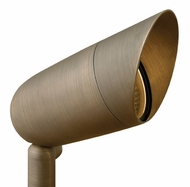Hinkley 16504MZ Hardy Island Large 75W MR16 Cast Brass Spot Light