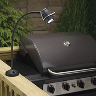 Kichler 15123bk Low Voltage MR11 Barbecue Light