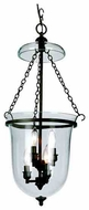Trans Globe 8706 Hurricane Glass Pendant Lamp