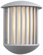 Circa Outdoor Wall Sconce in Architectural Silver