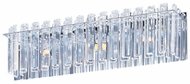 Maxim 39913BCPC Facets 3-light Medium Crystal Modern Bathroom Lighting