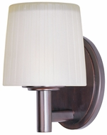 Maxim 21511DWOI Finesse Oil-Rubbed Bronze Wall Sconce