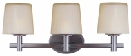 Maxim 21513DWOI Finesse 3-light Oil-Rubbed Bronze Bathroom Lighting