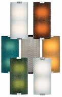 LBL Omni Modern Exterior Medium Wall Sconce with Cover