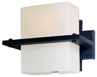 Troy B4011FI Blade 1-Lamp Contemporary Vanity Light